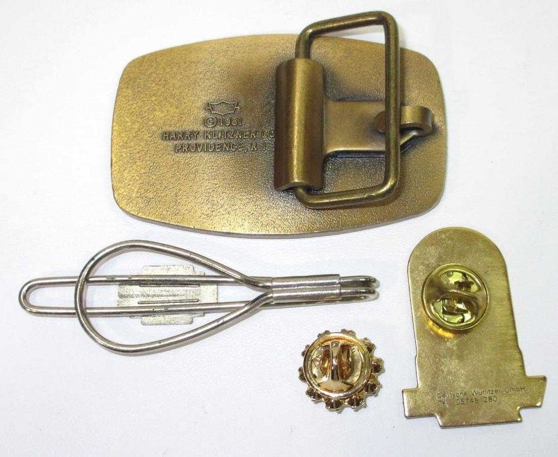 1934 Chicago, Wurlitzer & Masonic Items - 2