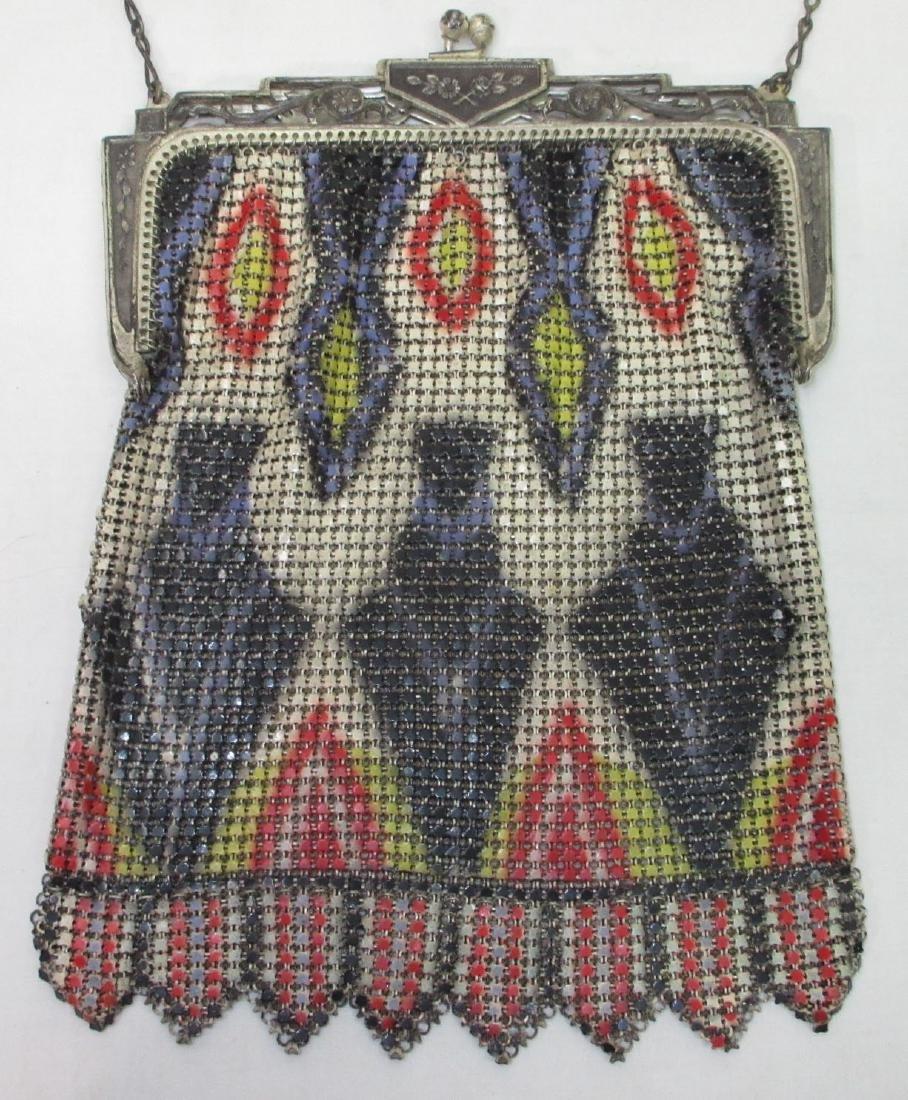 Mesh Hand Bag - 2