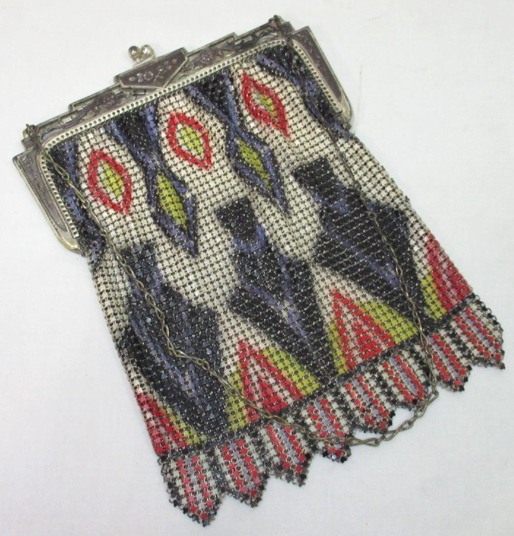 Mesh Hand Bag - 3