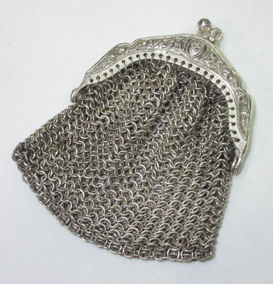 Mesh Coin Purse Mkd Germany