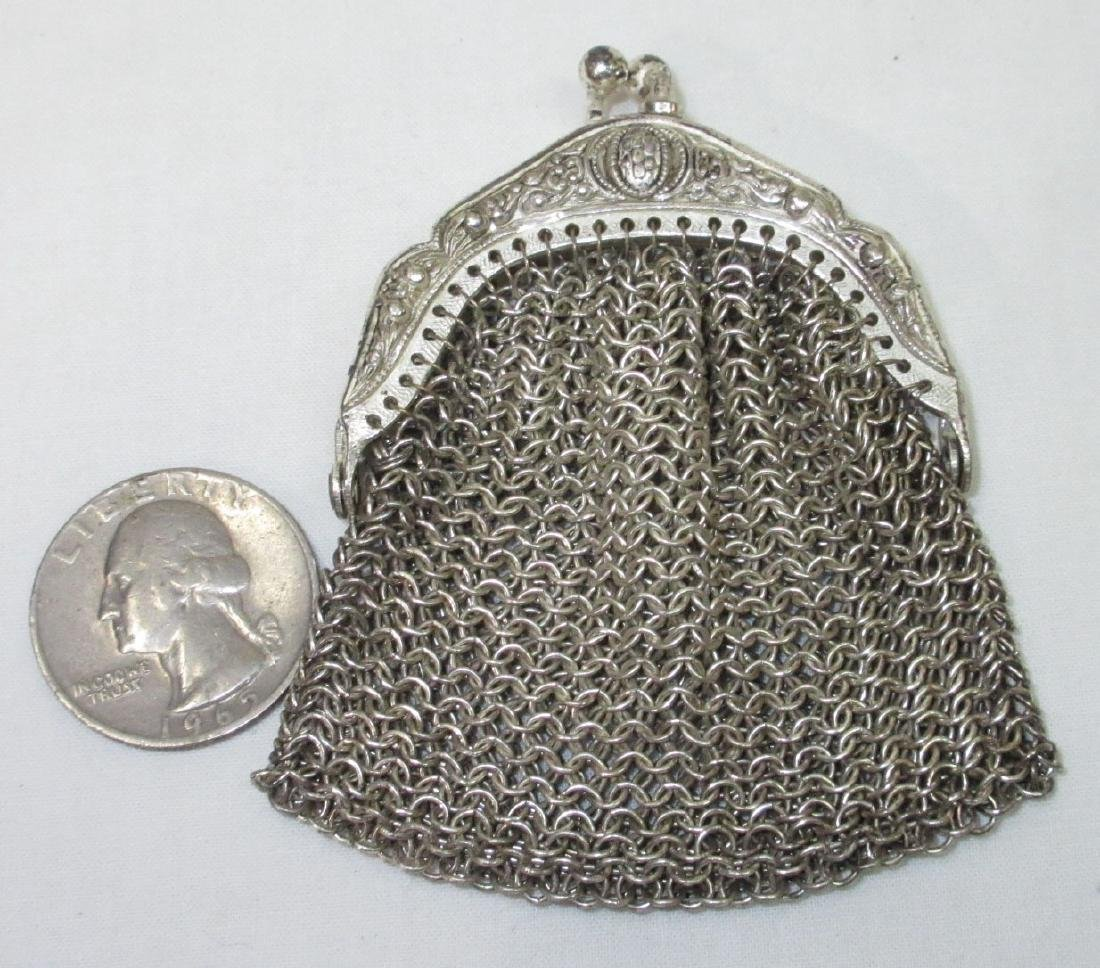 Mesh Coin Purse Mkd Germany - 2