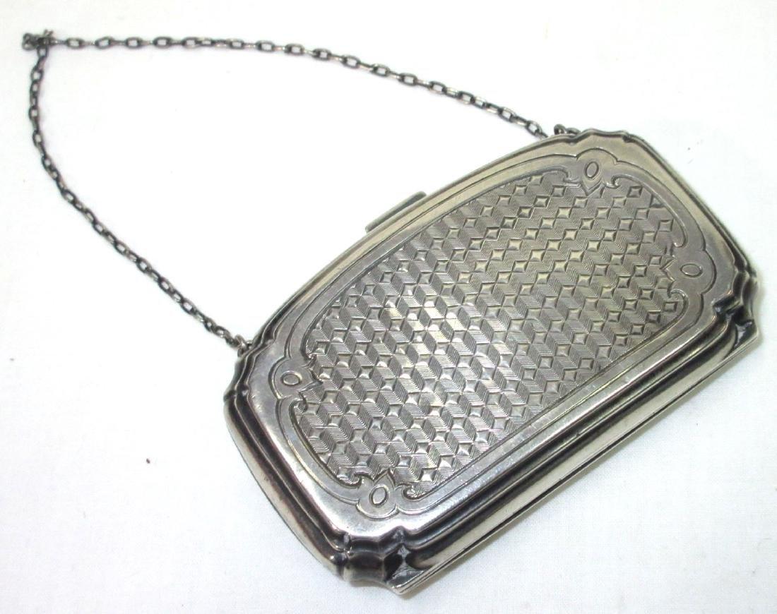 Silver Coin Purse - 3