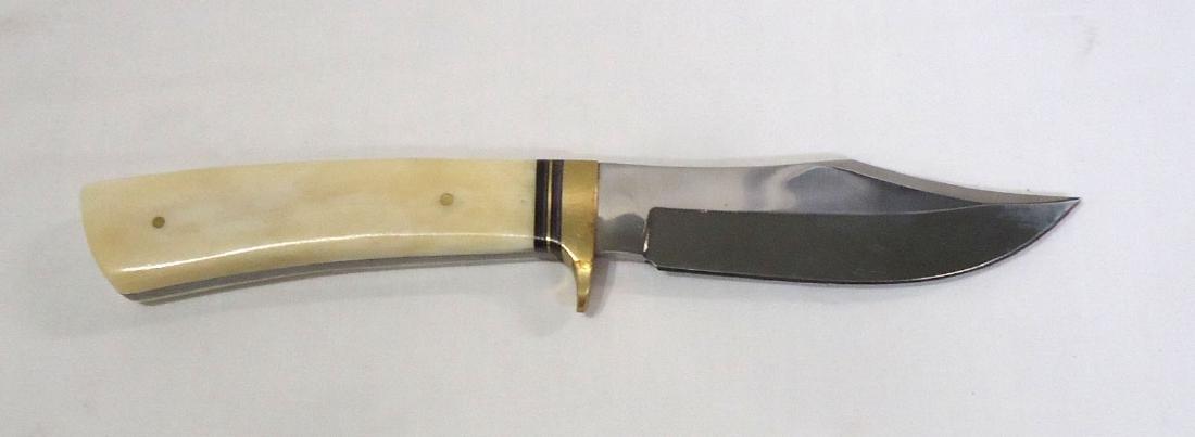"""8"""" Bone Handle Hunting Knife - 2"""