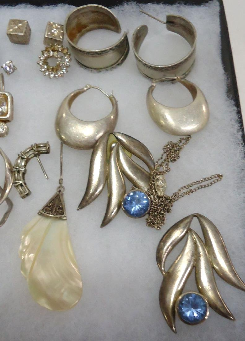 Lot of Sterling Jewelry - 3