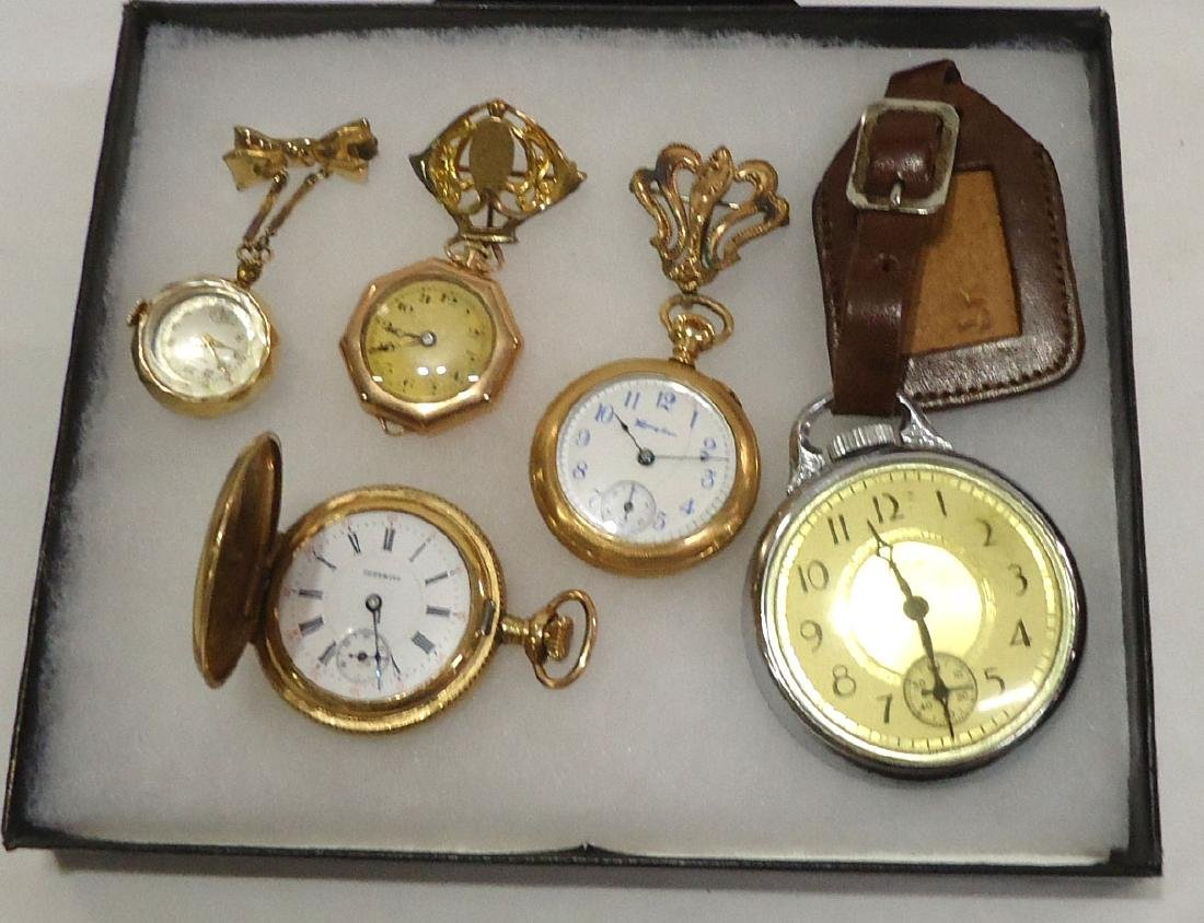 Lot of 5 Watches