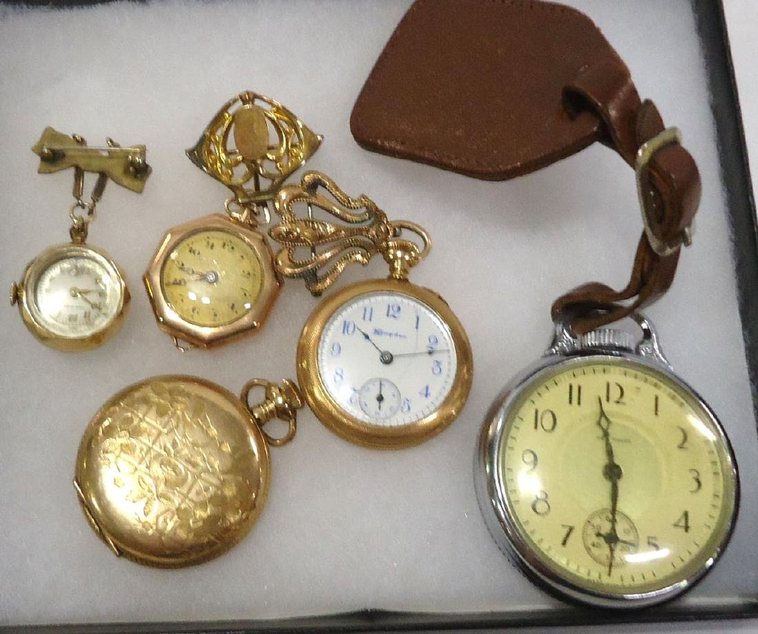 Lot of 5 Watches - 4