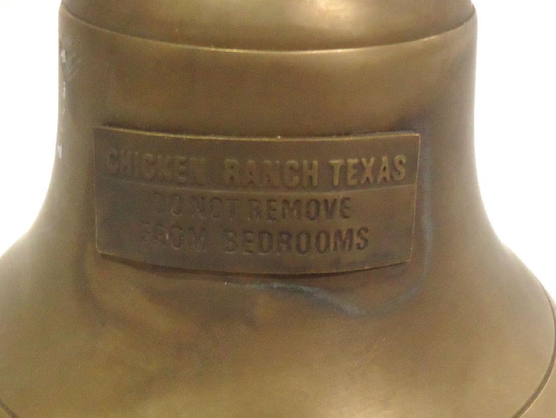 Modern Brass Chicken Ranch, Tx. Bedroom Bell - 2