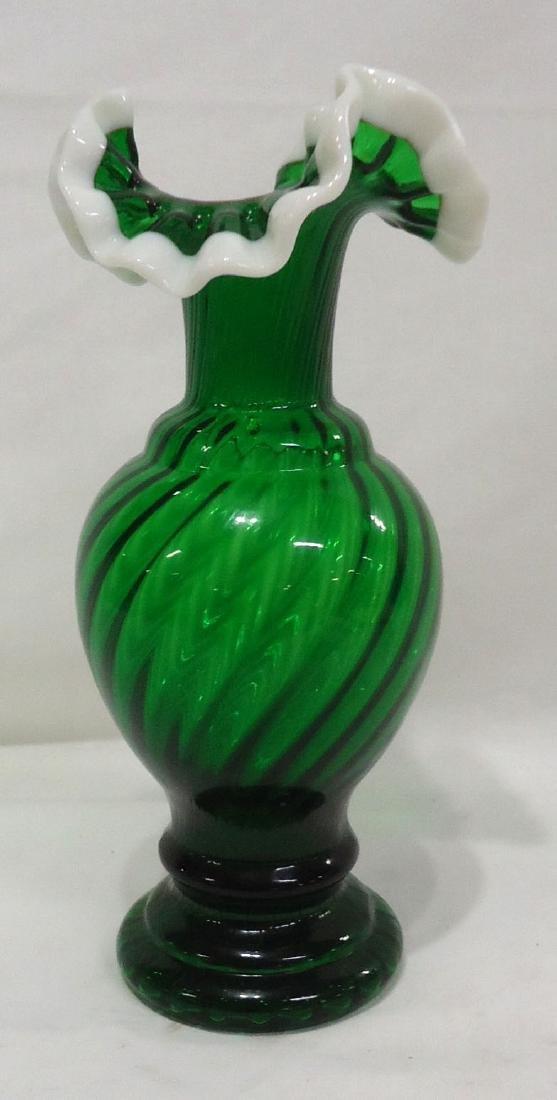 Green Opal Vase - 3