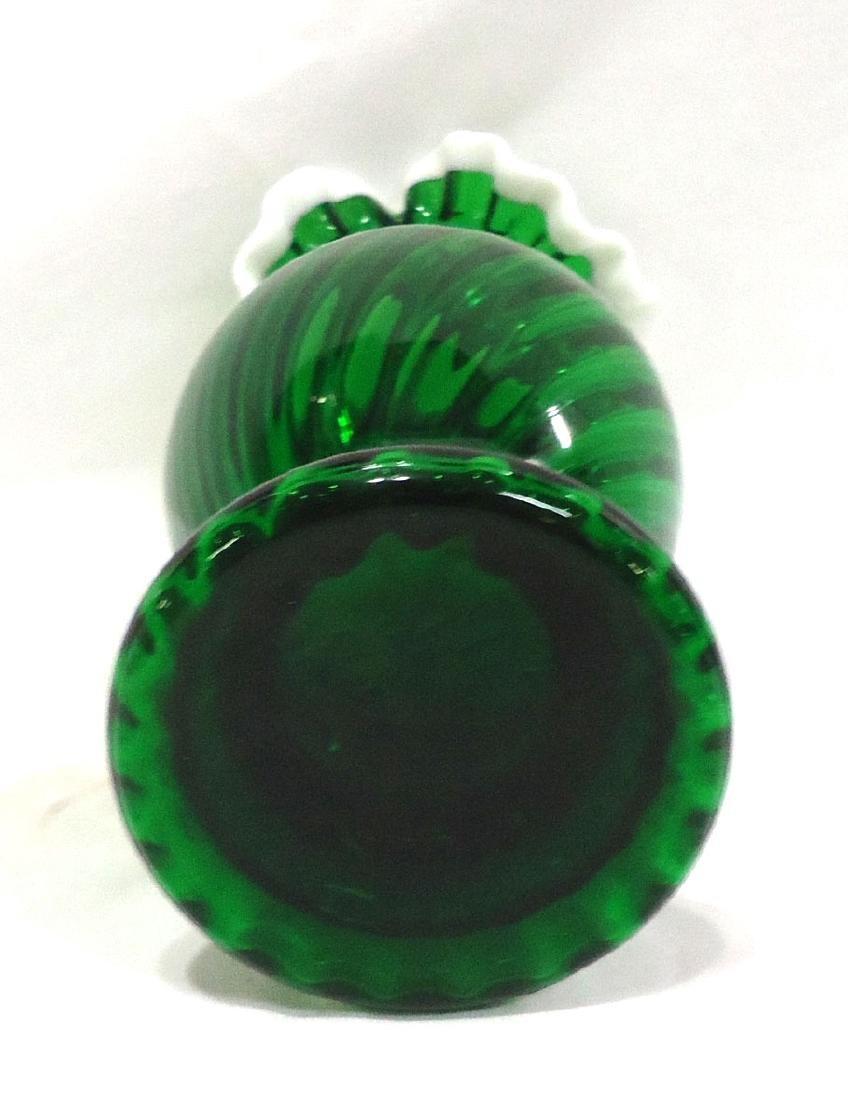 Green Opal Vase - 4