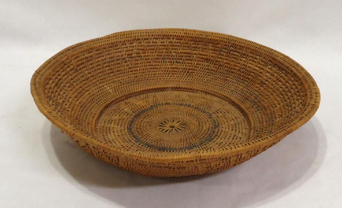 Indian Woven Basket