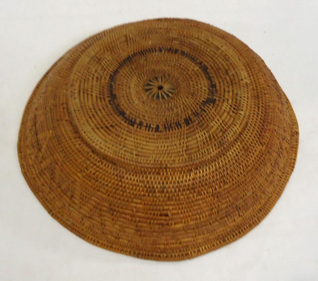 Indian Woven Basket - 3