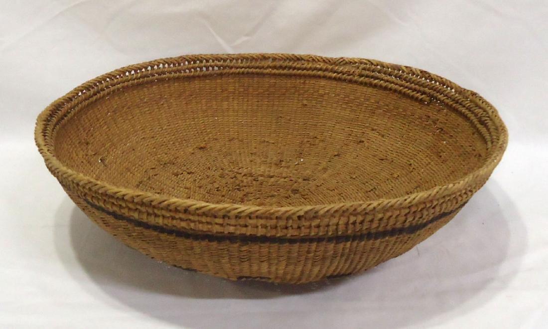 Lg. Indian Woven Basket