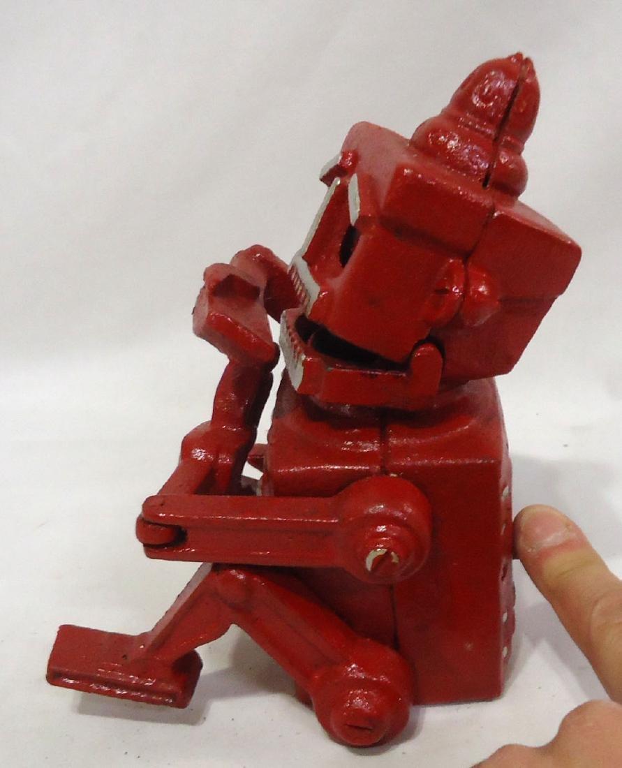 Modern C.I. Robot Mechanical Bank - 3