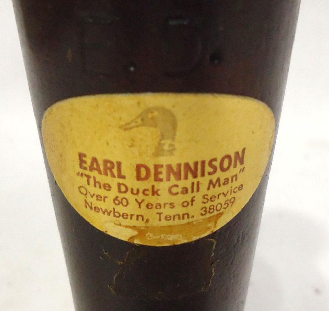 Rosewood Earl Dennison Goose Call - 2