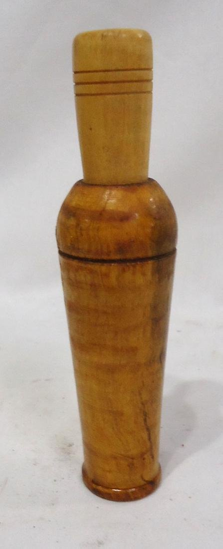 Tiger Maple Goose Call - 3