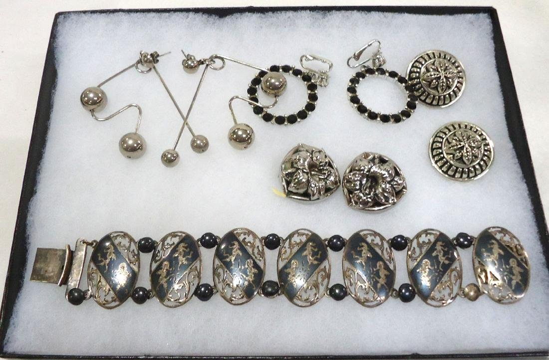 Sterling Bracelet + More
