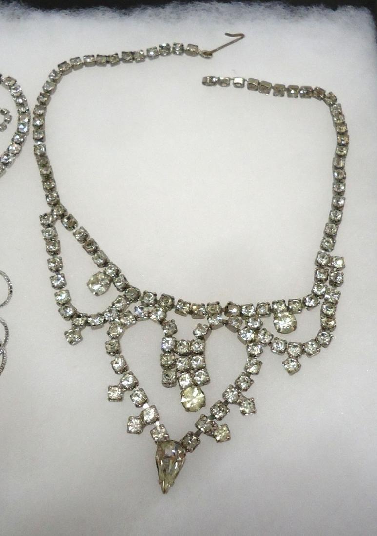 Rhinestone Jewelry - 2