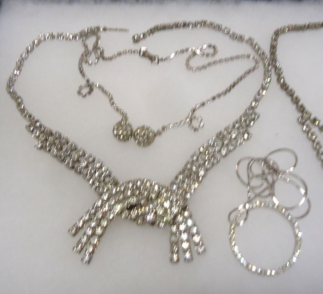 Rhinestone Jewelry - 3
