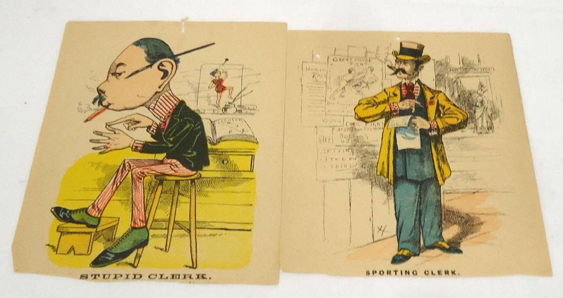 16 Early Cartoons - 8