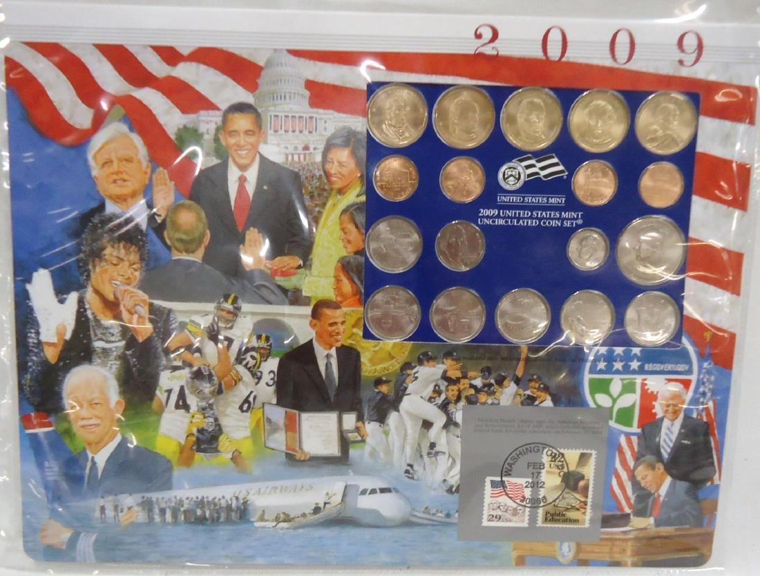 2009 U.S. Mint Set