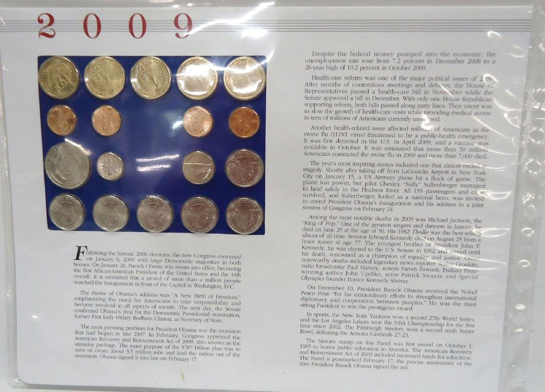2009 U.S. Mint Set - 2
