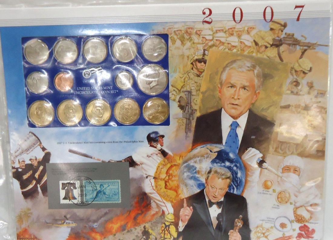 2007 Mint Set