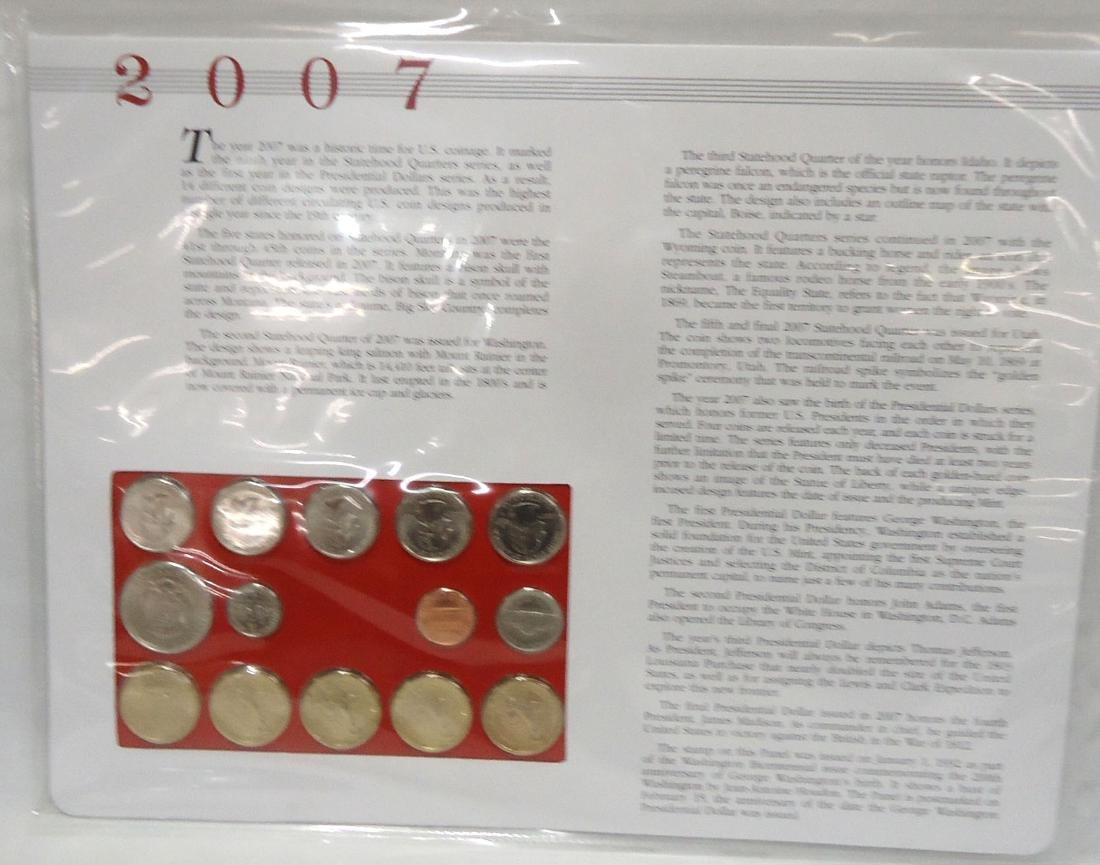 2007 Mint Set - 2