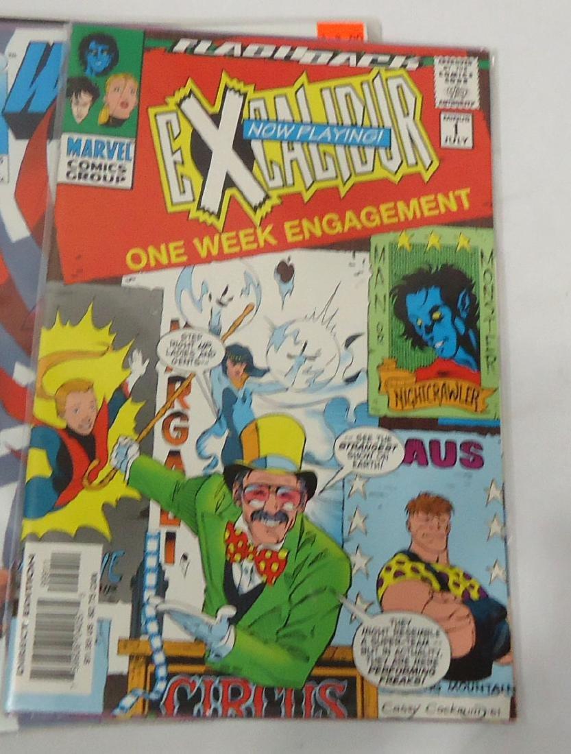 30 Mint Unread Comic Books - 2