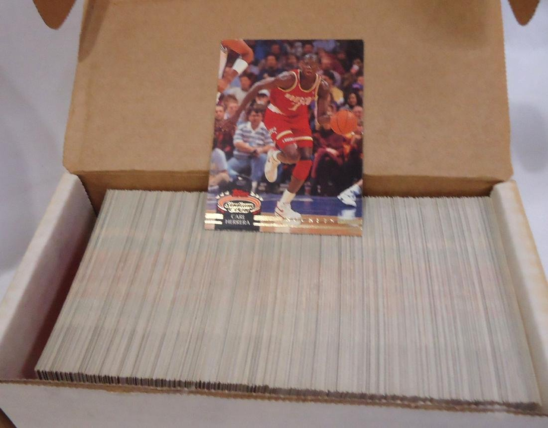 5 Boxes Mint 1990 - 94 Sports Cards - 3