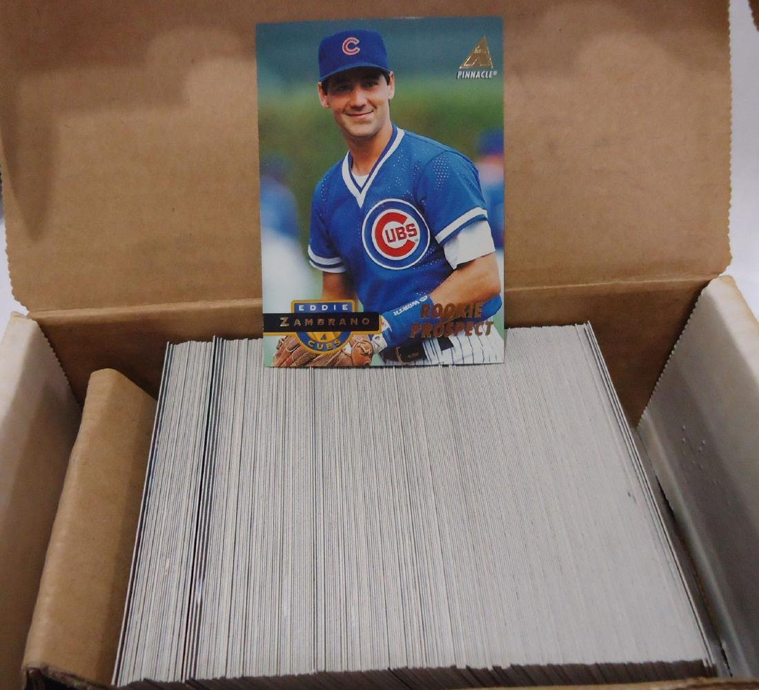 5 Boxes Mint 1990 - 94 Sports Cards - 4