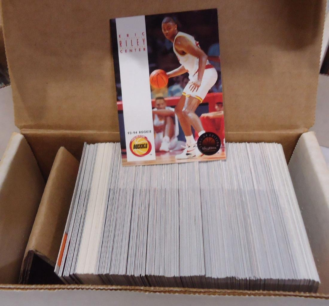 5 Boxes Mint 1990 - 94 Sports Cards - 5