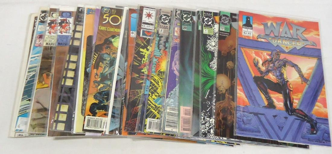 30 Mint Unread Comic Books