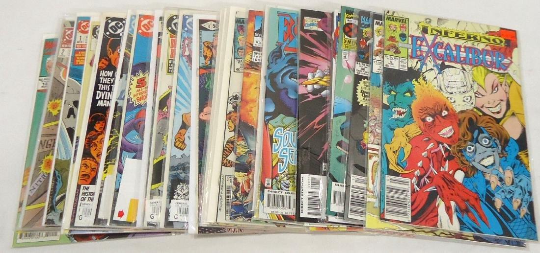 30 Mint Unread Comic Books