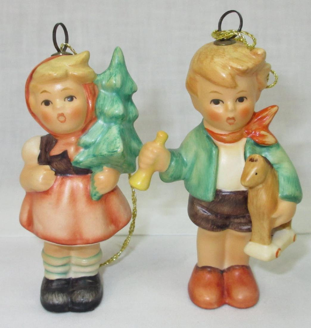 2 Hummel Ornaments