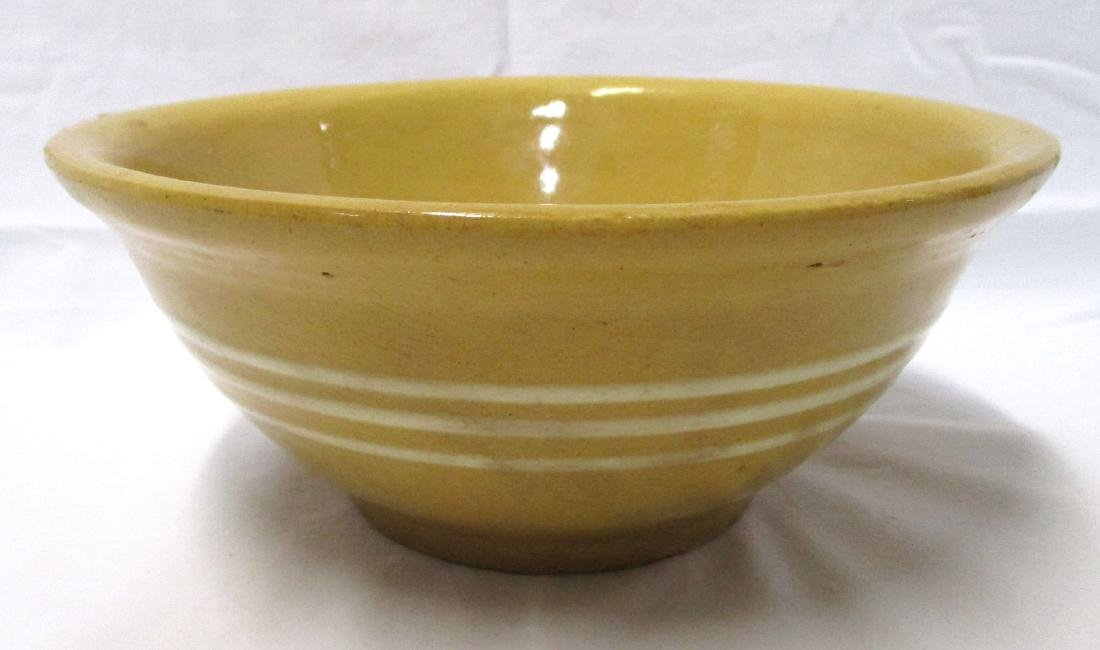 Yellowware Bowl