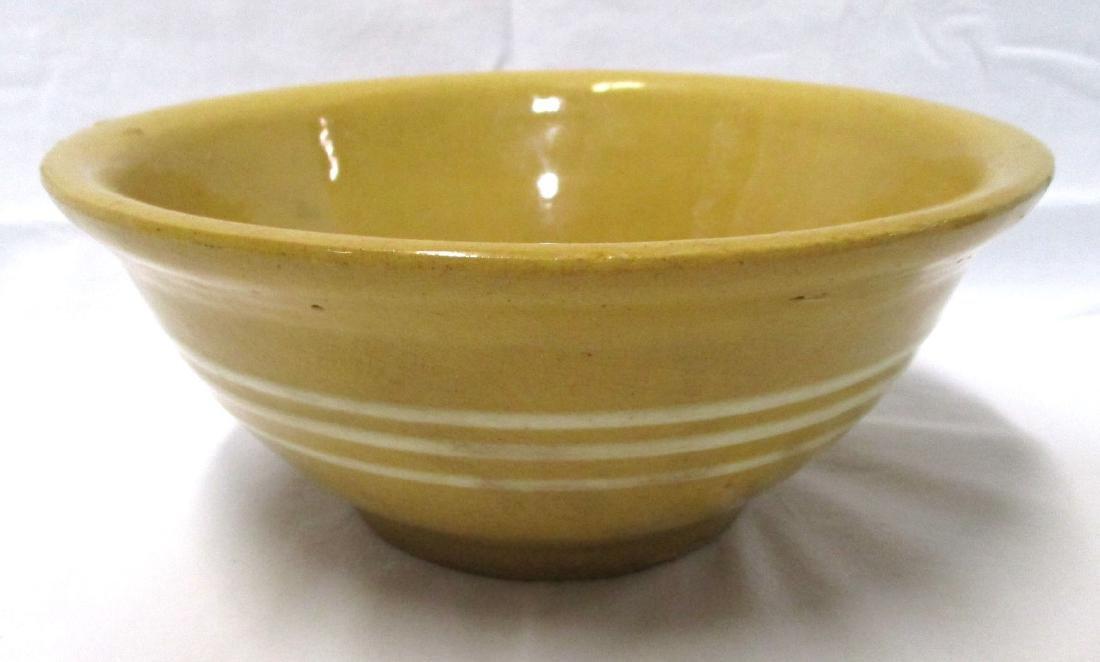 Yellowware Bowl - 2