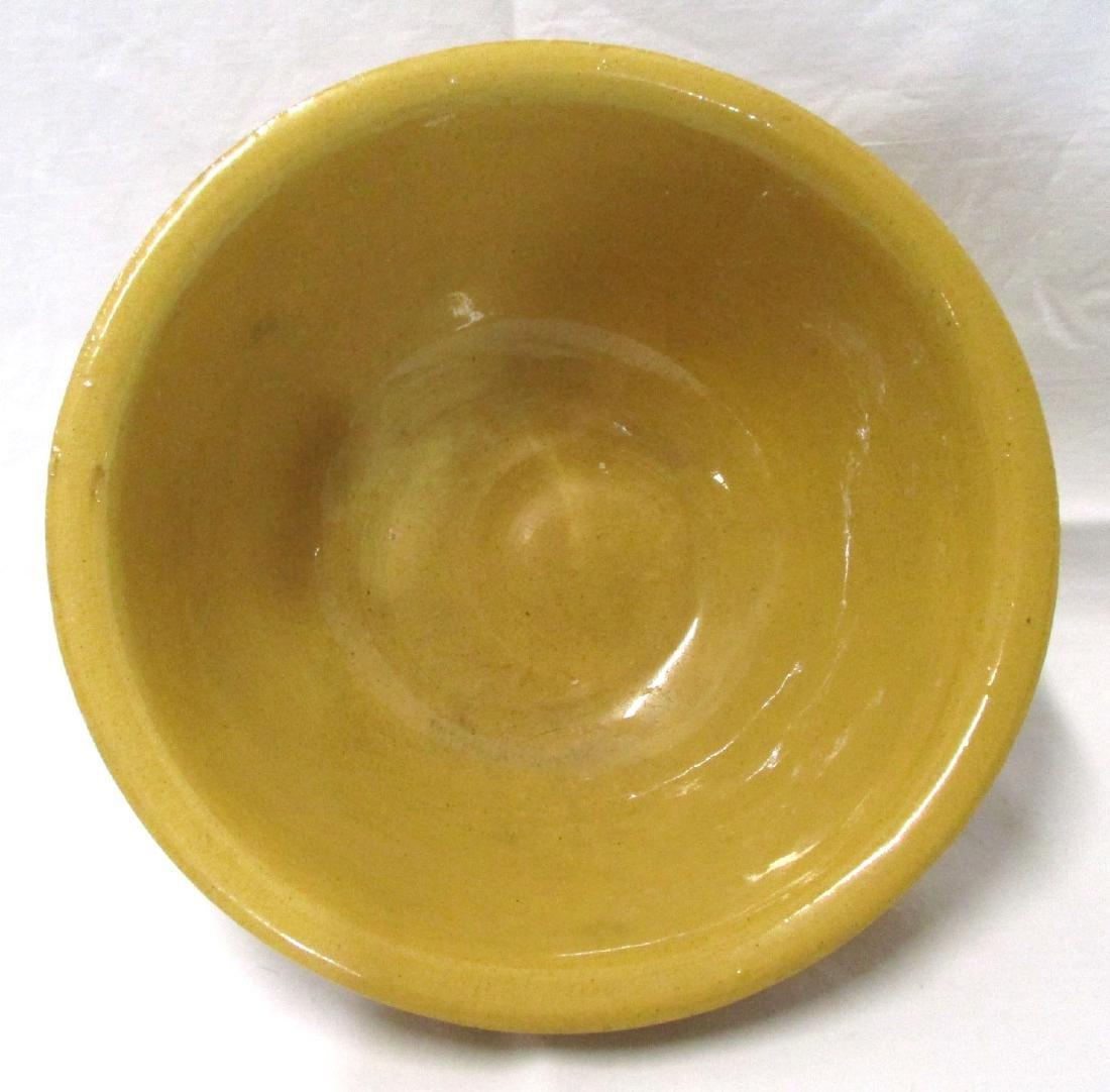 Yellowware Bowl - 3