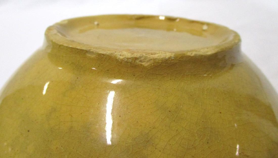 Yellowware Bowl - 6