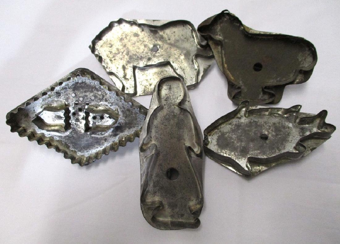 Soldered Cookie Cutters