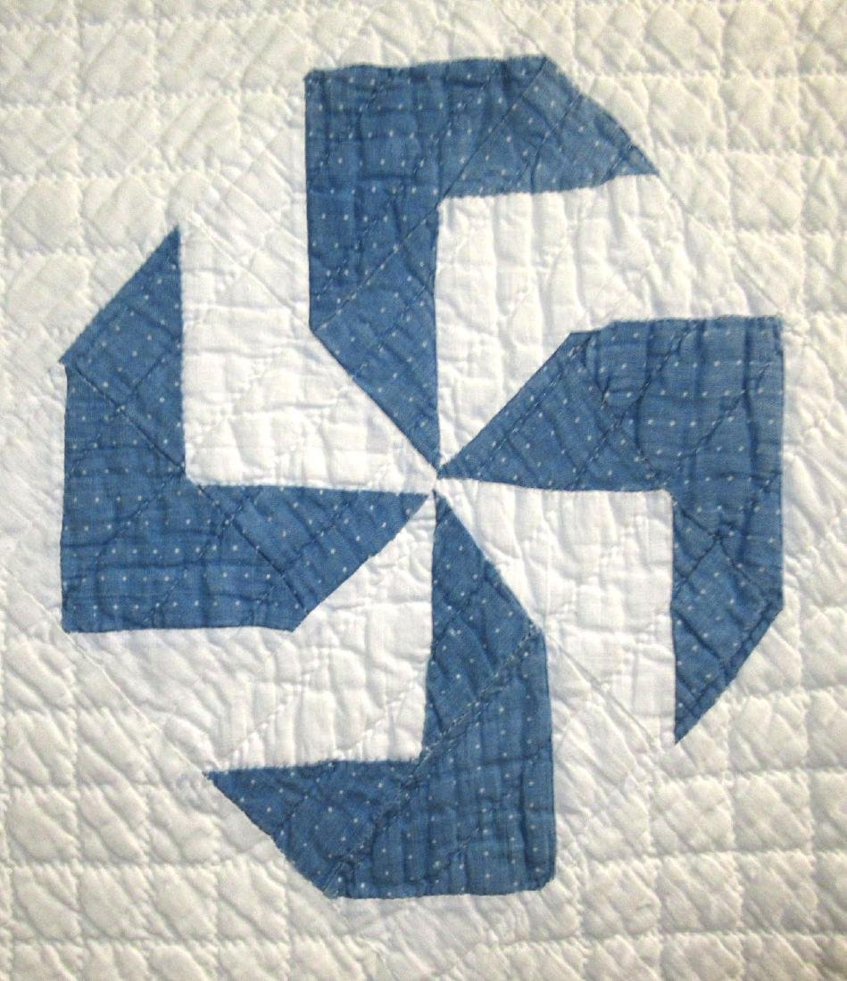 Early Pin Wheel Quilt - 2