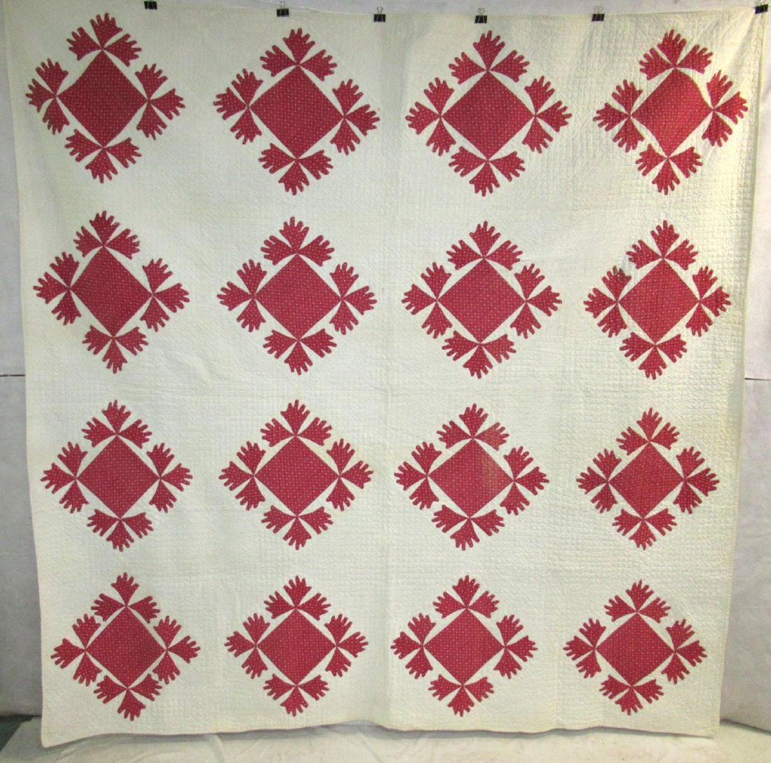 Early Appliqué Quilt