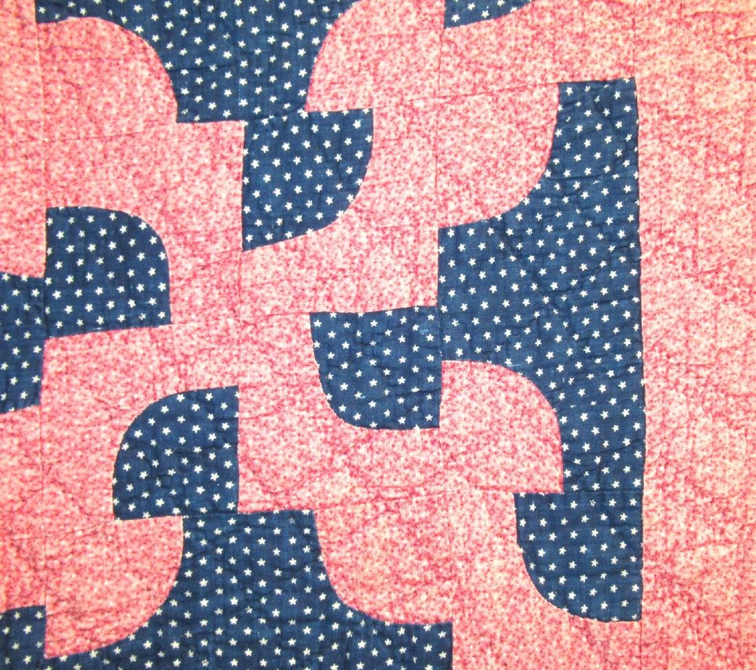 Early Country Quilt - 2