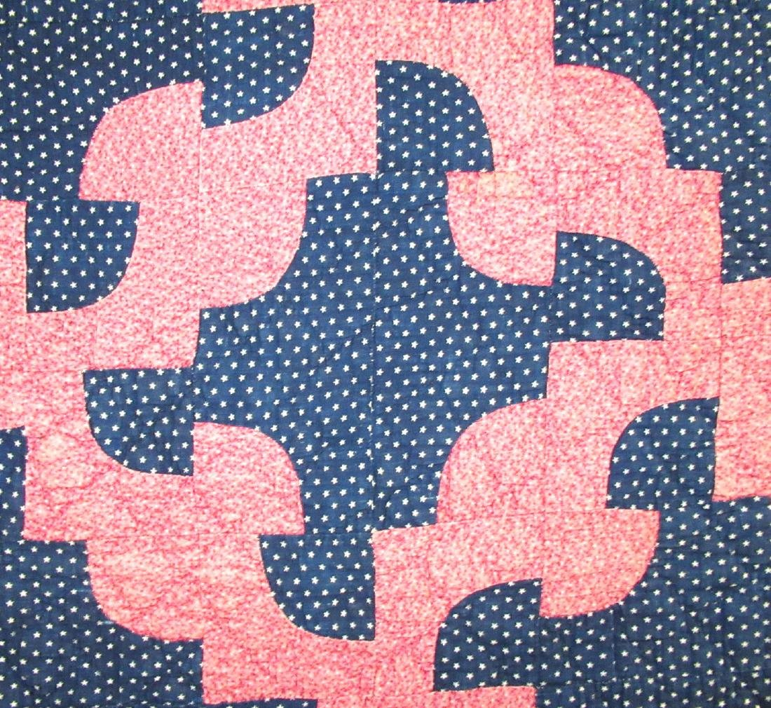 Early Country Quilt - 3