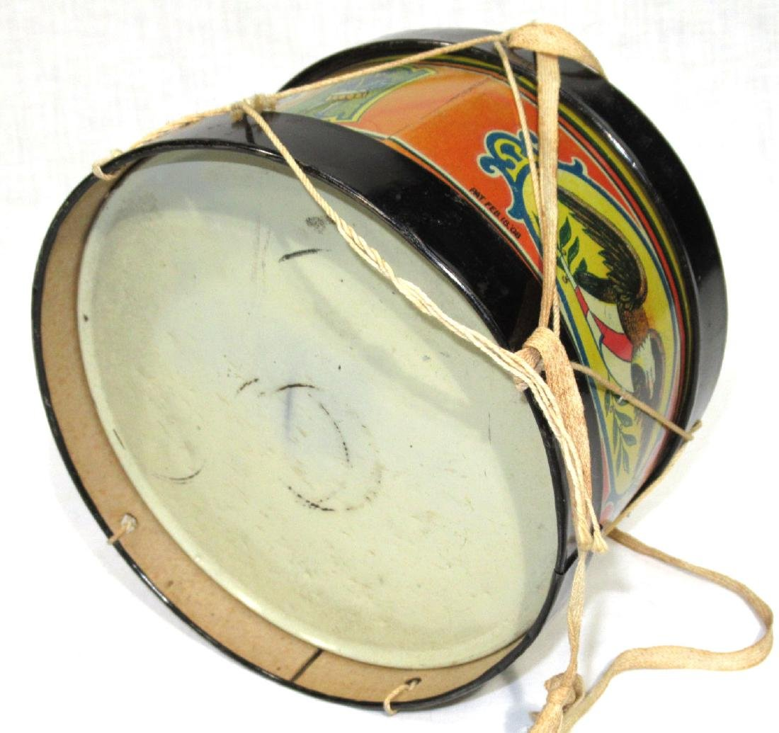 Antique Boy Scout Drum - 3