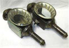 Pr. Early Carriage Lights