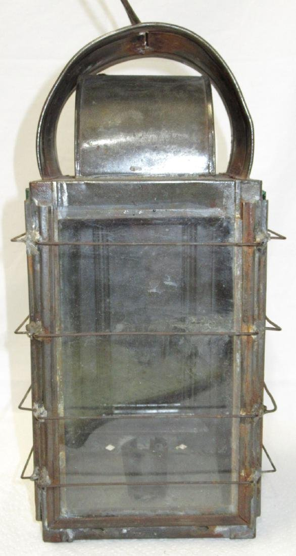 Tin Barn Candle Lantern - 2