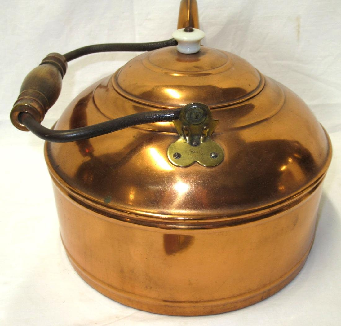 Copper Tea Kettle - 3