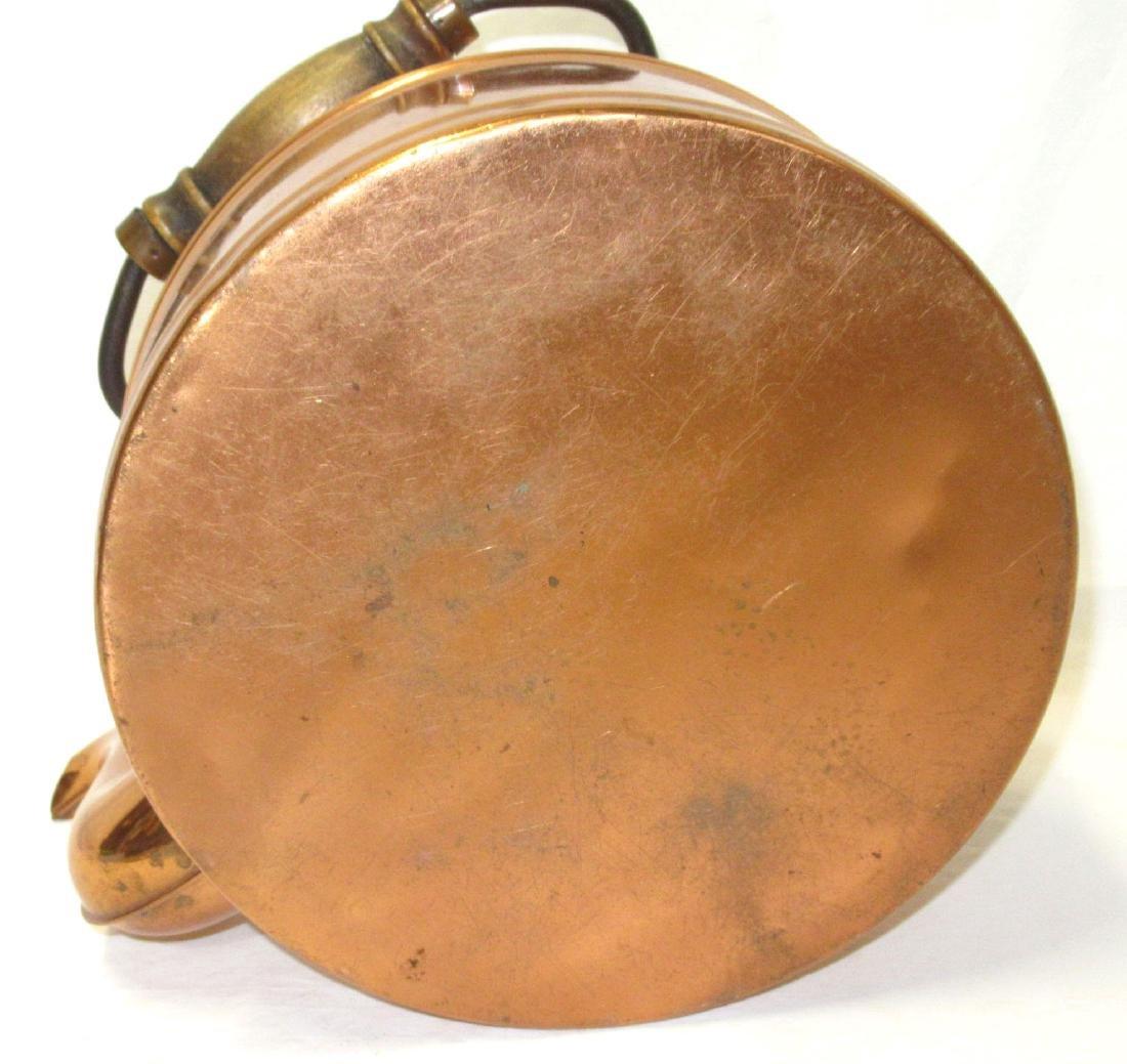 Copper Tea Kettle - 6