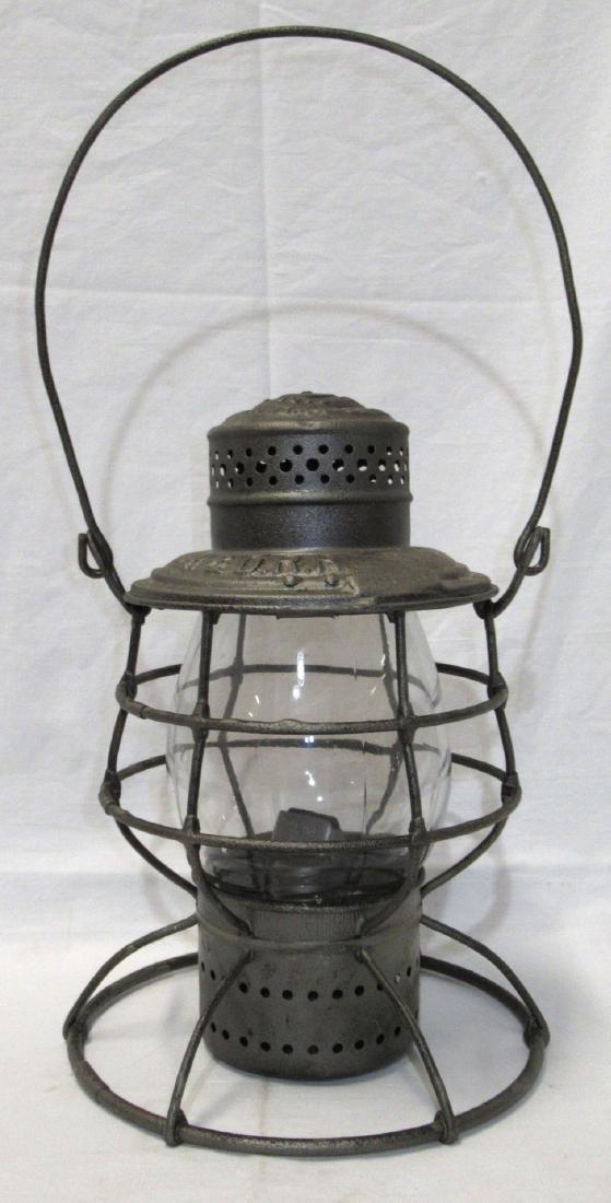 CH&D Railroad Lantern