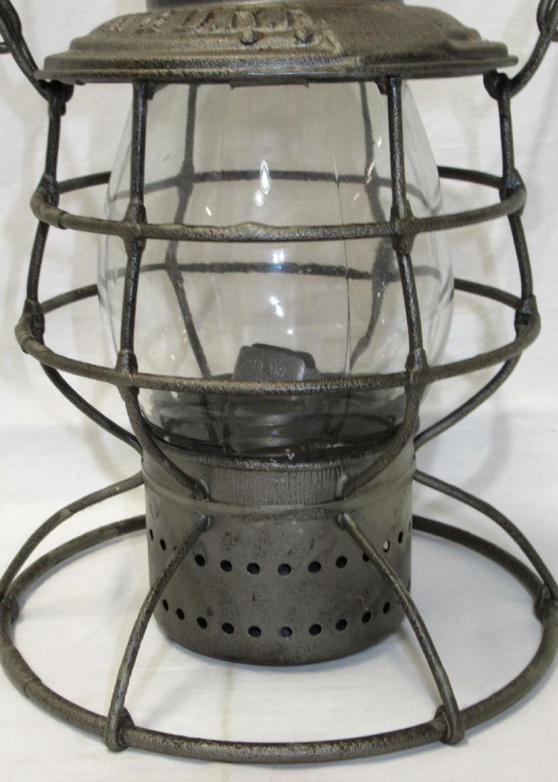 CH&D Railroad Lantern - 2
